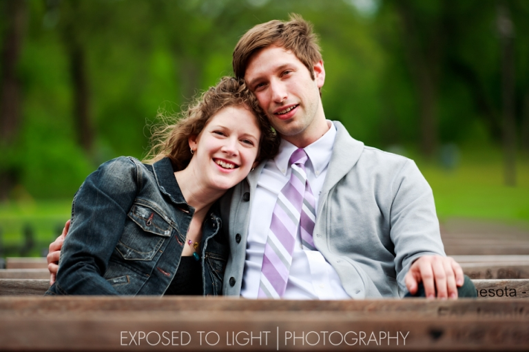 Minneapolis E-Session | Minneapolis Wedding