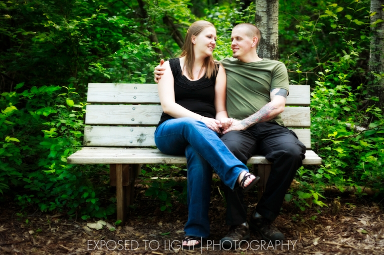 Engagement session | Minneapolis Portraits