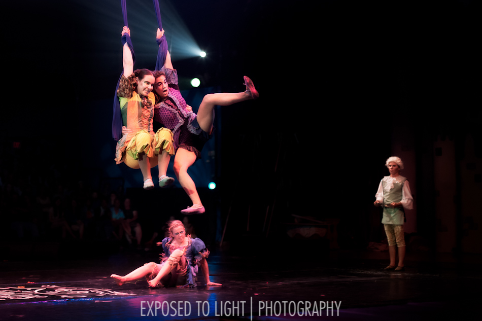 Circus Juventas GRIMM | Minneapolis Performance Photography