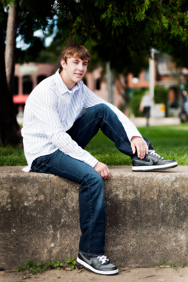 Senior Portrait Session | Class of 2012 | Minneapolis Portrait Photography