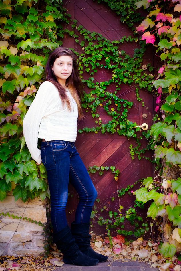 Senior Portraits | Minneapolis Portrait Photography