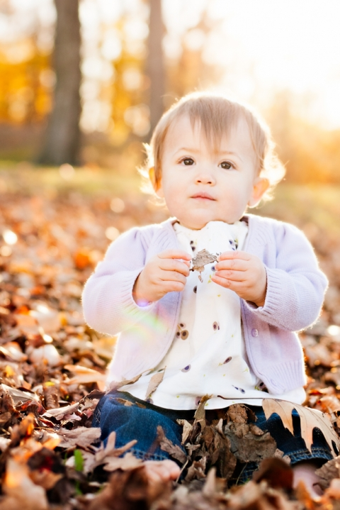 Fall Family Portraits | Minneapolis Portrait Photography