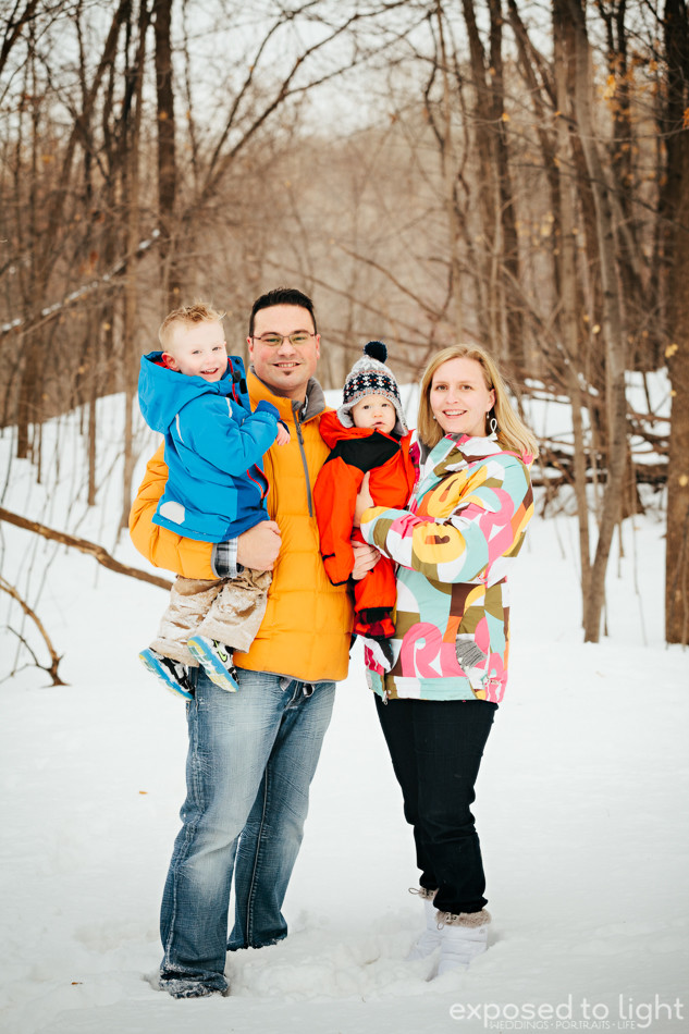 Minneaoplis Family Photo Session
