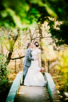 Minneapolis Wedding Couple Jillian and Brent