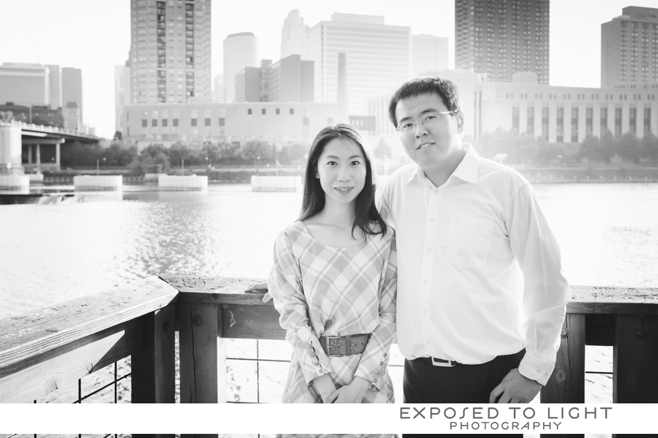 Minneapolis Wedding Photographer | E-Session