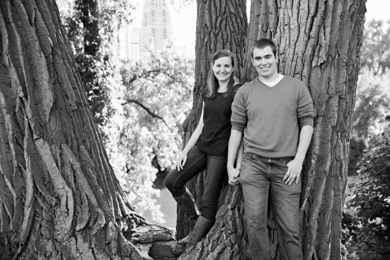 Minneapolis Engagement Session